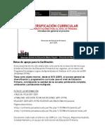 Diversificación Curricular (FUENTE-MINEDU)