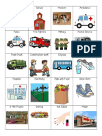 government services sorting