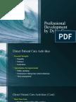 professional development for doc