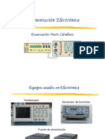 Tema 0. Instrumentación Electrónica
