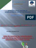Multimedia Introduccion Al Sistema de Costo Proceso