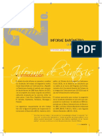 Segundo Informe Barometro 2012