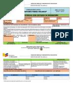Formato Planificación Destreza Con Criterio de Desempeño EGB
