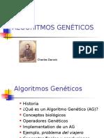 2 Algoritmos Geneticos Transparencias