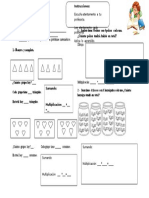Guia de Trabajo 2do Basico Matematica Oficial