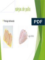 Se Vende Bandejas de Pollo