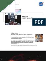 Hubble Space Telescope Details