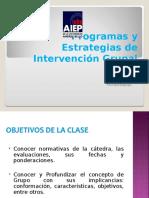 PSP AIEP - Clase nº 1