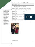 access assessment rice drum sheet