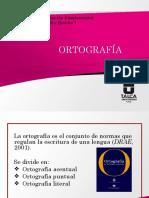PPT Ortografía 2016
