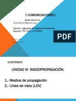 Sistemas Comunicaciones I_CLASE 6