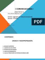 Sistemas de Comunicaciones_CALASE 4