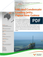 LNG and Condensate Loading Jetty Projectsheet DMC