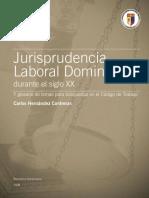 Tesauro de Jurisprudencia Administrativa Laboral de Republica Dominicana