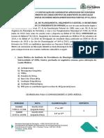 Site Termo de Cincia Da 1 Convocao