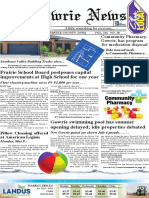May 4th Gowrie News