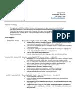 resume revised david tremblay 4 14 16
