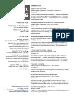 rbrug resume
