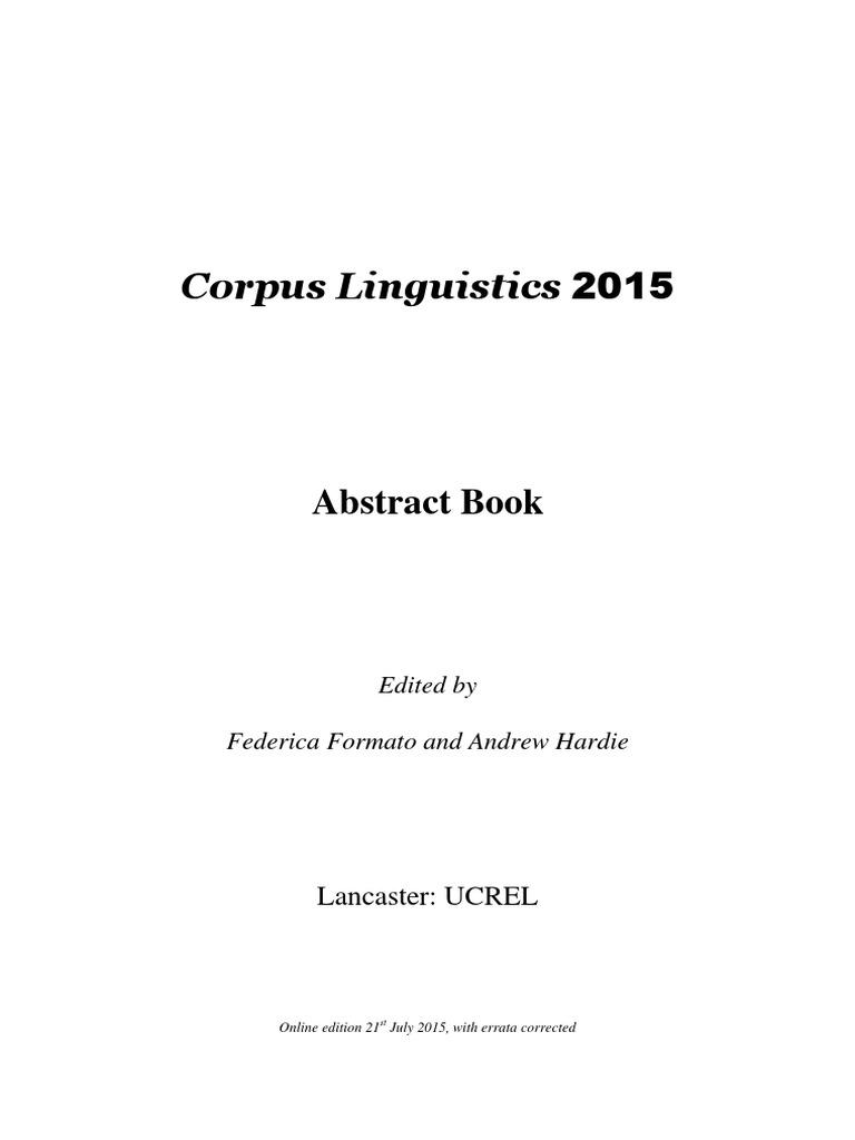 Cl2015 abstractbookpdf linguistics semiotics fandeluxe Choice Image