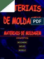 Aula Materiais de Moldagem