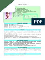 Curriculum Yio