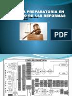 10.- La Etapa Preparatoria de Jorge Quiroga