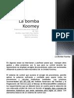 Bomba Koomey - Dario Cruz Garcia