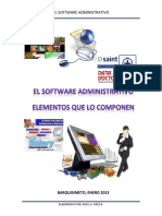 Sistema Administrativos