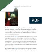 Thi Cong Phong Hoi Truong o Pho Ba Trieu - Quan Hoan Kiem Ma RM 101