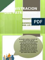 ADMINISTRACION DEL PATRIMONIO 6.pptx