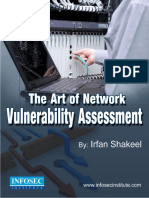 The Art of Network Vulnerability Assessment