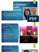 using drama strategies for children with emotional disorder  wenceslao de la pena   1