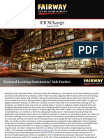 FWM Fairway Market 2015 ICR XChange Fairway Presentation (Display)VFinal