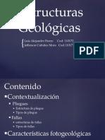 caracteristicas fotogeológicas