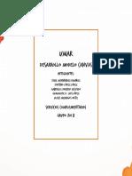 Desarrollo de Modelo CANVAS