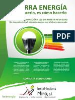 Promo Ahorra Energia
