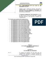 Lc 117 2007 Pccr Geral Ms Dourados