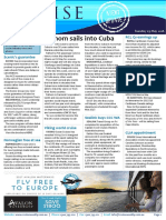 Cruise Weekly for Tue 03 May 2016 - Cruising into Cuba, RCL, Scenic, Viking Ocean Cruises, Carnival Vista, Ovation of the Seas AMPERSAND more