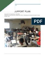 staar a support plan