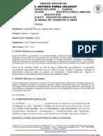Plan Anual de Comision- Formato-2016