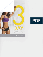 21 Day Fix - 3-Day Quick Fix