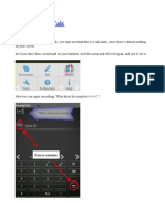 Ayuda HandyCalc