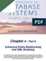 Chap4-2-Enhanced Entity-Relationship and UML Modeling