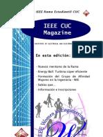 Segundo Boletín IEEE CUC