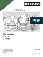 G4225SCSS Manual