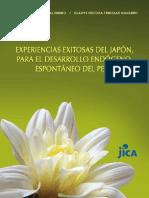 Experiencias Exitosas Del Japón I, Para El Desarrollo Endógeno, Espontáneo Del Perú