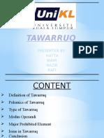 TAWARRUQ