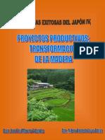 Experiencias exitosas del Japón IV proyectos productivos transformación de la madera.pdf