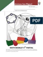 Math Booklet 7th