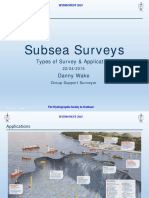 Subsea Survey